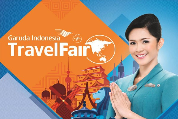 Garuda Indonesia Travel Fair (phase 2)