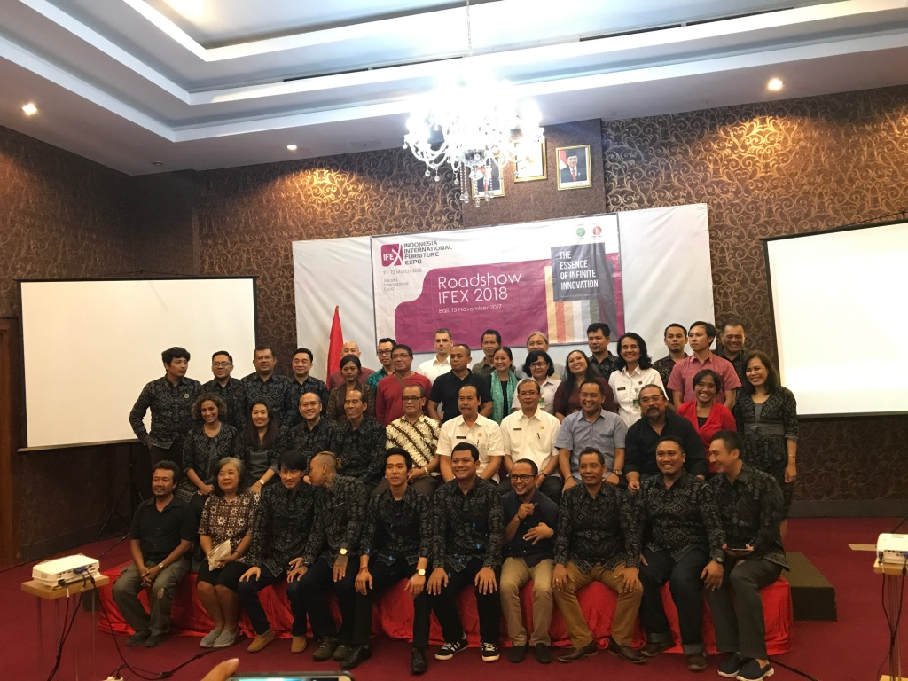 Indonesia International Furniture Expo 2018 HIMKI Organizes Roadshow for  Socialization of IFEX 2018