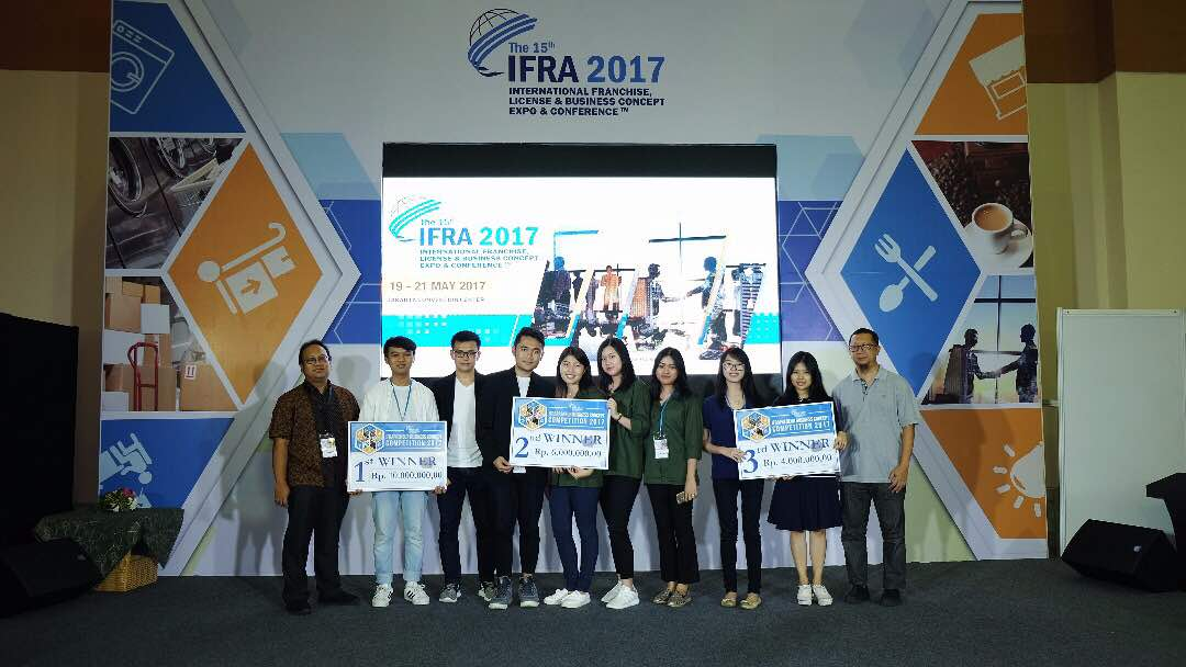 International Franchise, License & Business Concept Expo & Conference 2017 Apresiasi IFRA Bagi Pendukung Bisnis Waralaba Tanah Air