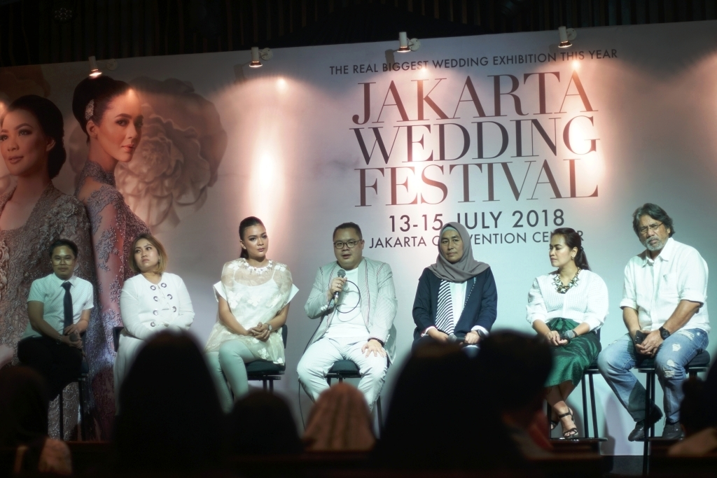 JAKARTA WEDDING FESTIVAL 2018 The Real Biggest Wedding Exhibition This Year