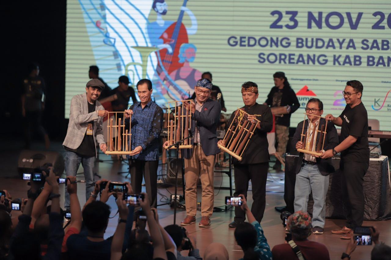 Dari Sabilulungan untuk Industri Musik Lebih Adil dan Lestari : Ratusan Musisi Ikuti Konferensi Musik Indonesia 2019
