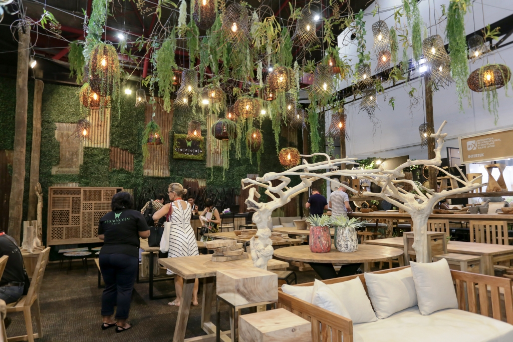 Indonesia International Furniture Expo (IFEX) 2019 IFEX Hadirkan Craftnation sebagai Medium Terkini bagi Pengrajin Indonesia