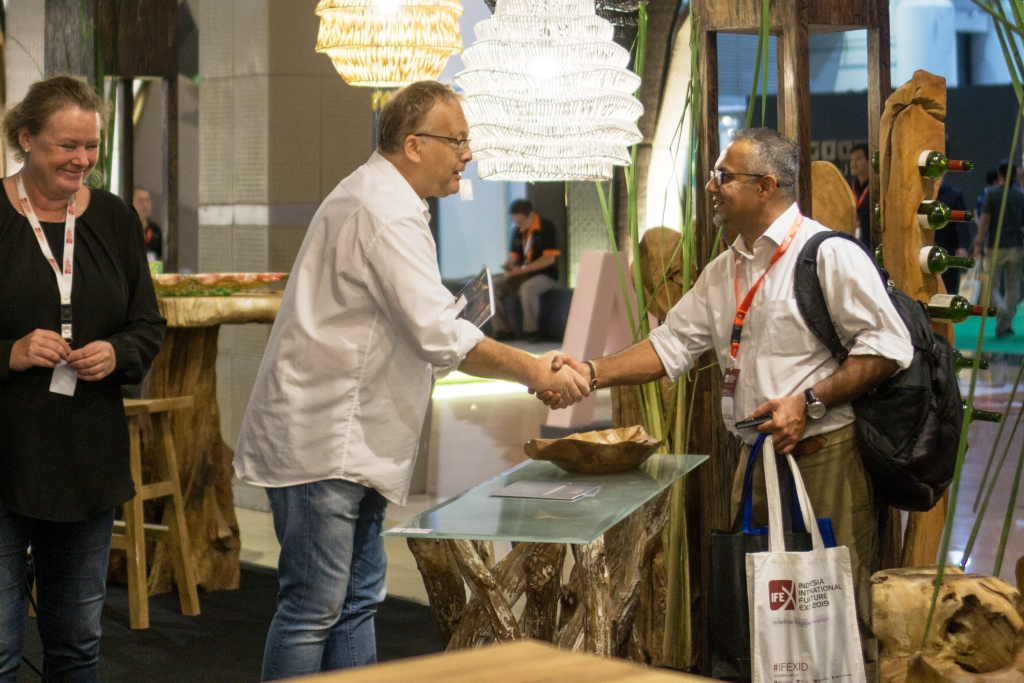 Indonesia International Furniture Expo (IFEX) 2019 IFEX Sebagai Furniture Sourcing Hub di Asia Tenggara