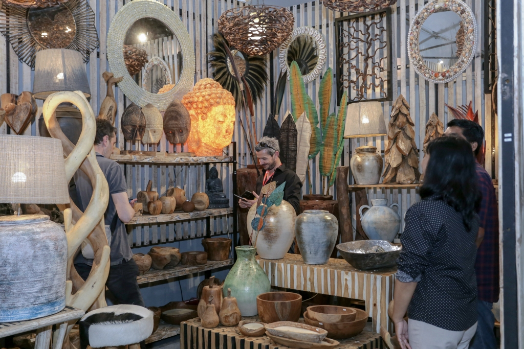Indonesia International Furniture Expo (IFEX) 2020 Mengundang Buyers Melalui Pameran Furnitur Digital