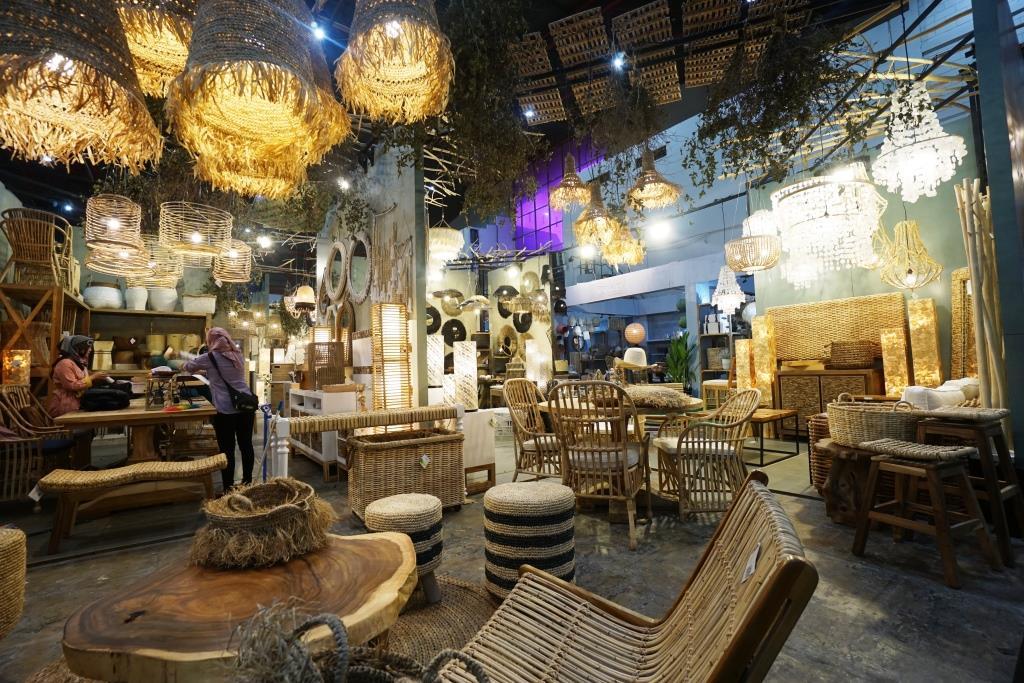 Indonesia International Furniture Expo (IFEX) 2020 Nuansa Baru di Tahun Baru dengan Furnitur Baru