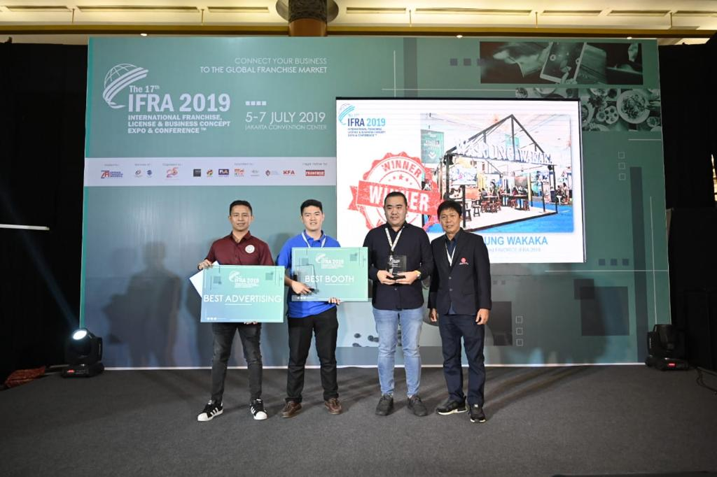 International Franchise, License & Business Concept Expo & Conference 2019 Antusiasme Pengunjung Menjadi Sinyal Positif Pertumbuhan Industri Waralaba