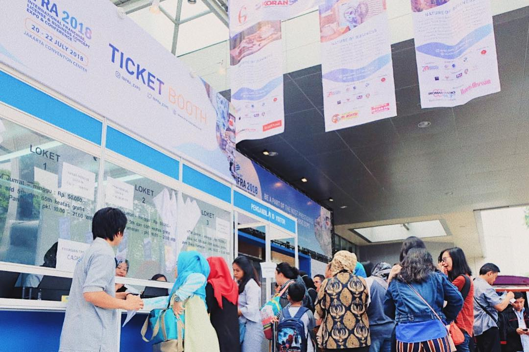 International Franchise, License & Business Concept Expo & Conference (IFRA) 2019 Gelaran Pameran Waralaba IFRA 2019 Hadirkan Peluang Bisnis Terkini