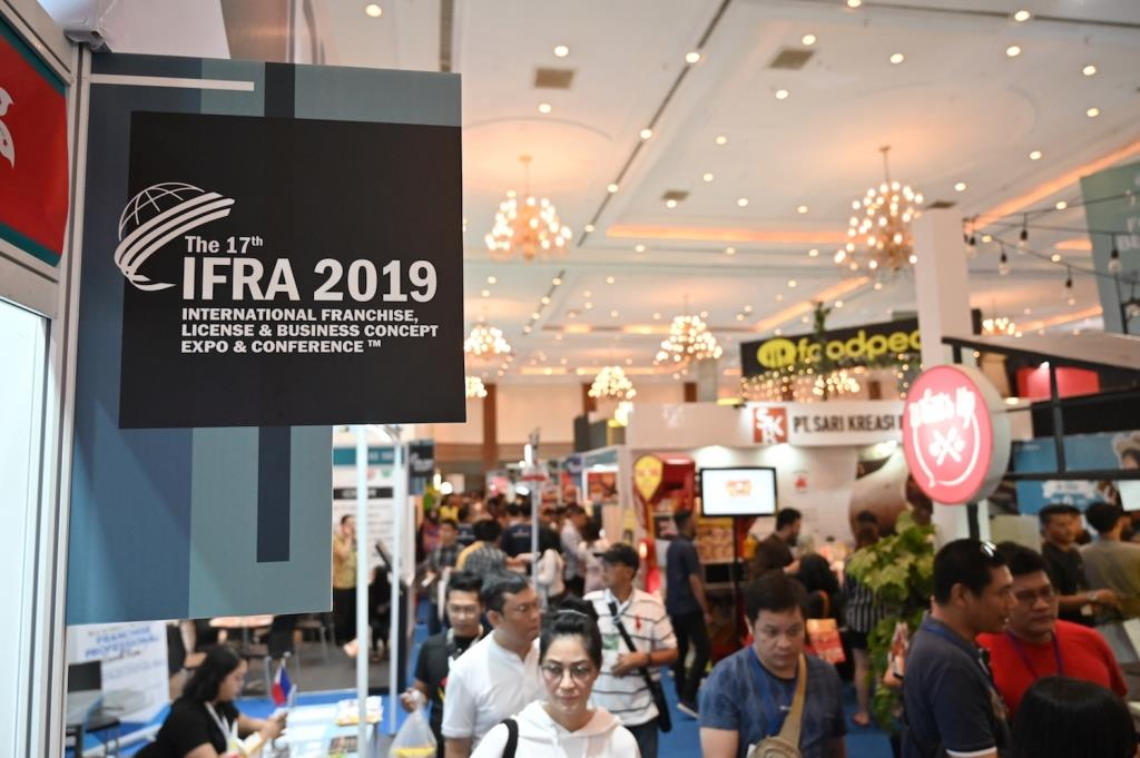 International Franchise, License & Business Concept Expo & Conference (IFRA) : Pameran IFRA 2020 Ditunda Mengikuti Masa Transisi Kenormalan Baru