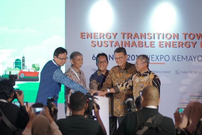 The 8th Indo EBTKE ConEx 2019: Dorong Peran Serta Masyarakat Dalam  Kembangkan Energi Terbarukan
