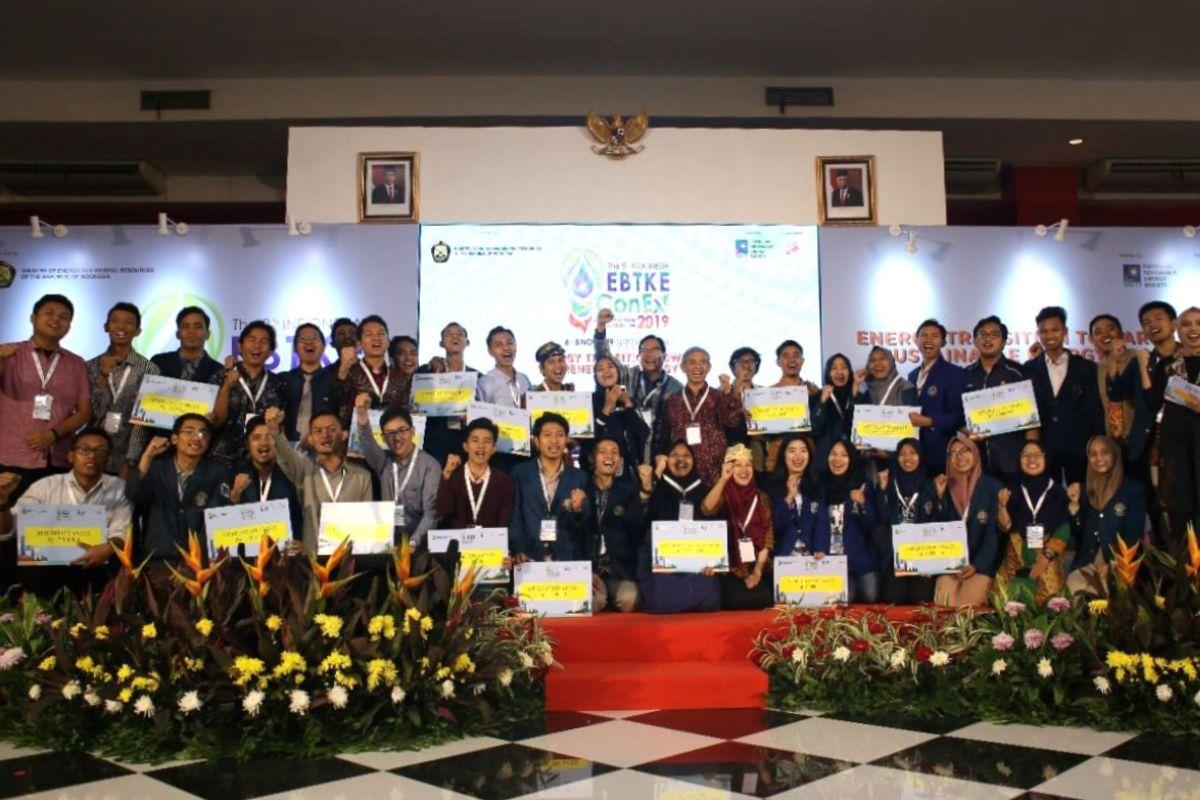 The 8th Indonesia EBTKE ConEx 2019: Tumbuhkan Optimisme Pengembangan  Energi Baru Terbarukan Indonesia