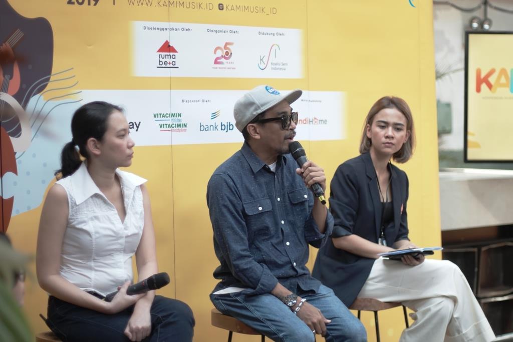 Upaya Bersama untuk Industri Musik Lebih Adil dan Lestari : Konferensi Musik Indonesia Kedua Digelar di Bandung, 23 November 2019