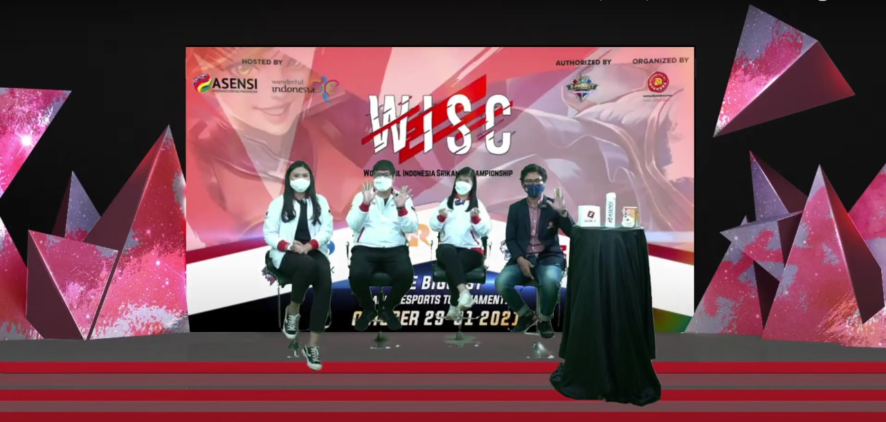 8 Tim Ladies Mobile Legends Siap Bertanding Pada Semi Final Wonderful Indonesia Srikandi Championship 2021