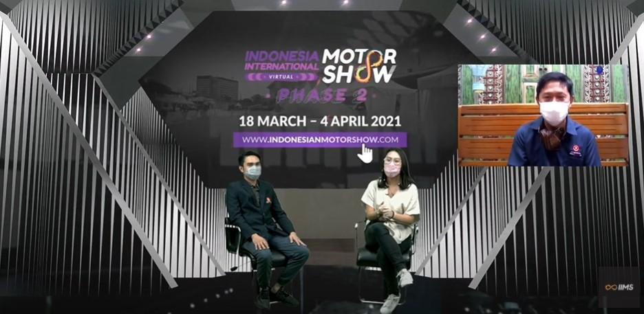 First Release ! Kabar Gembira dari Dyandra Promosindo, IIMS Hybrid 15 – 25 April di JIExpo Kemayoran Jakarta Resmi Berjalan