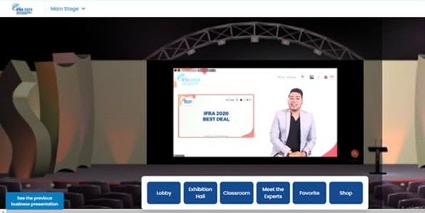 IFRA : Pameran Bisnis Daring 'IFRA Virtual Expo 2020' Diperpanjang Hingga  30 September 2020