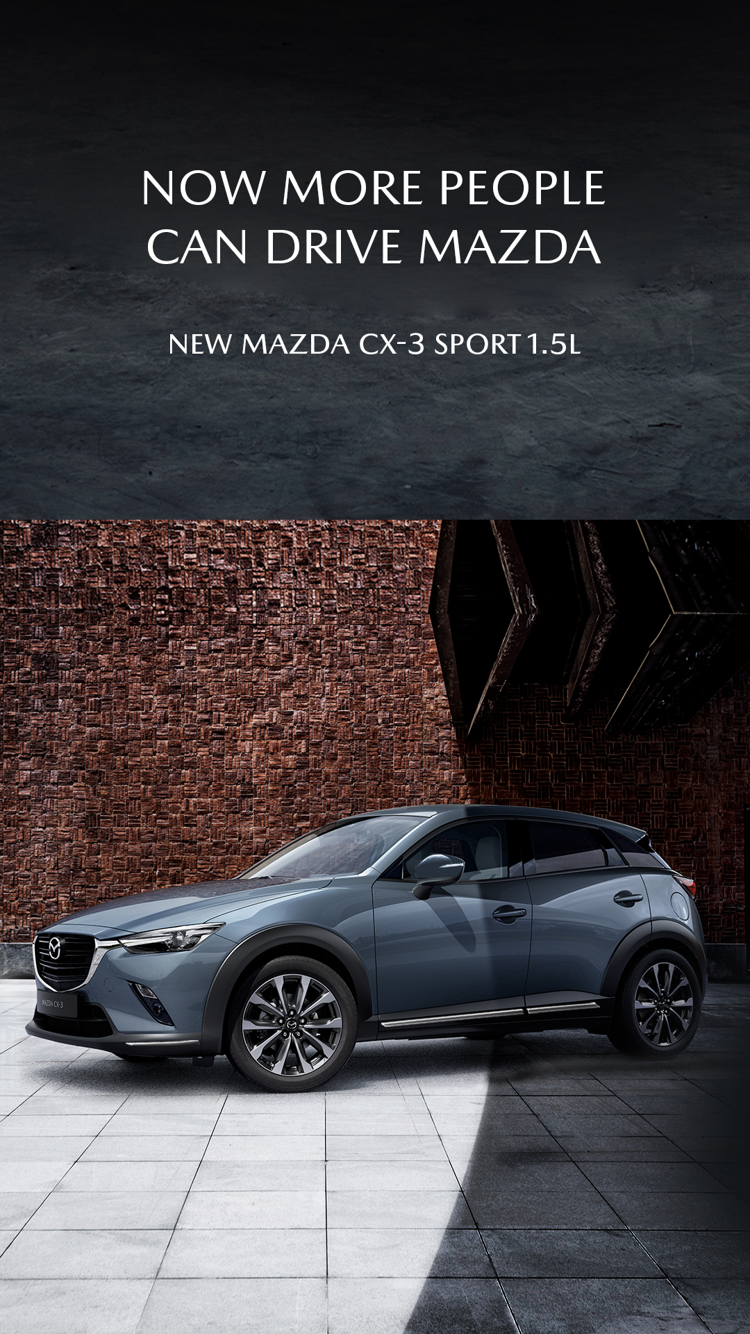 IIMS Virtual Phase 2 Hadirkan Langsung Launching New Mazda CX-3 Sport 1.5L