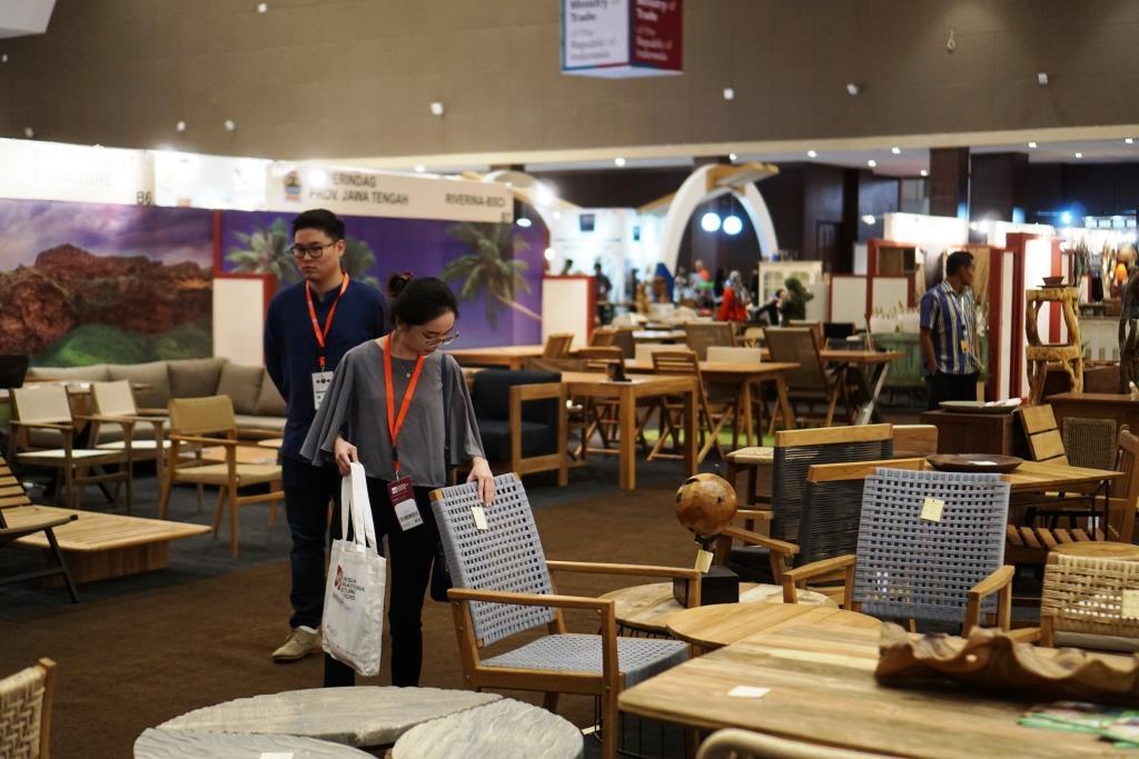 Indonesia International Furniture Expo (IFEX) :  Pameran Furnitur 'IFEX' Siap Hadir Kembali 11-14 Maret 2021