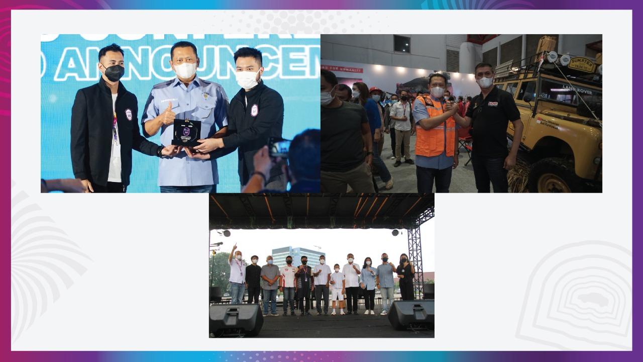 Indonesia International Motor Show Hybrid 2021 Semakin Ramai dengan Kehadiran Para Tokoh Otomotif Indonesia