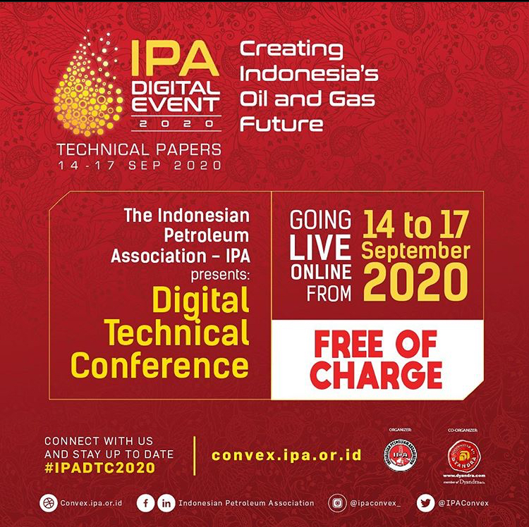 """IPA Selenggarakan """"Digital Technical Conference 2020"""" Untuk Menjaga Kontribusi Industri Migas Terhadap Perekonomian Indonesia"""