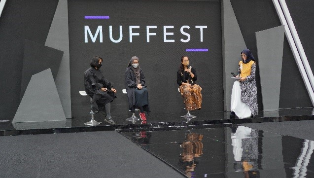 MUFFEST Bandung Optimalkan Potensi Pasar Fesyen Muslim Jelang Lebaran