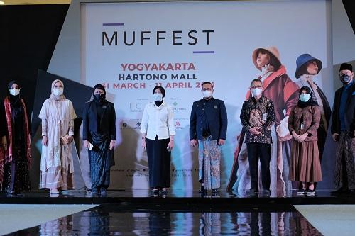 Muslim Fashion Festival (MUFFEST) 2021 MUFFEST Hadir di 5 Kota Besar dalam Mendukung Pemulihan Industri Fesyen Muslim di Tanah Air