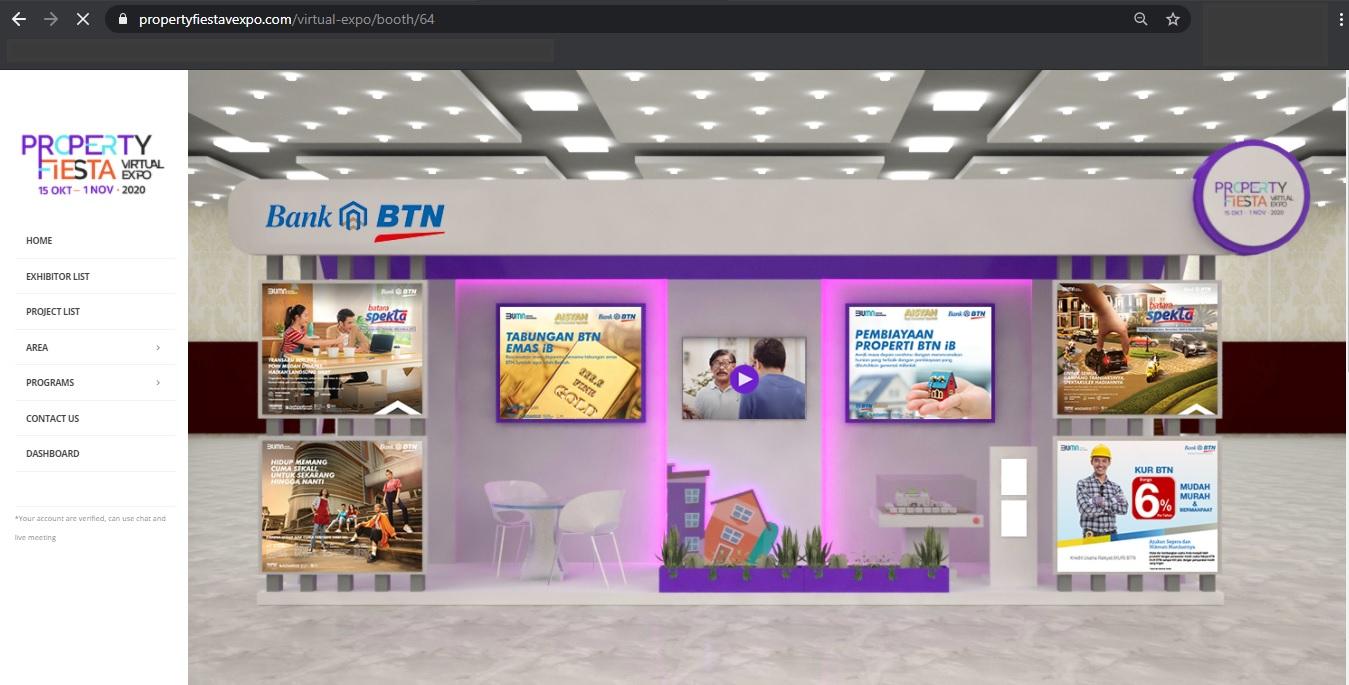 Property Fiesta Virtual Expo 2020: Virtual Expo Menjadi Alternatif Pembeliian Properti