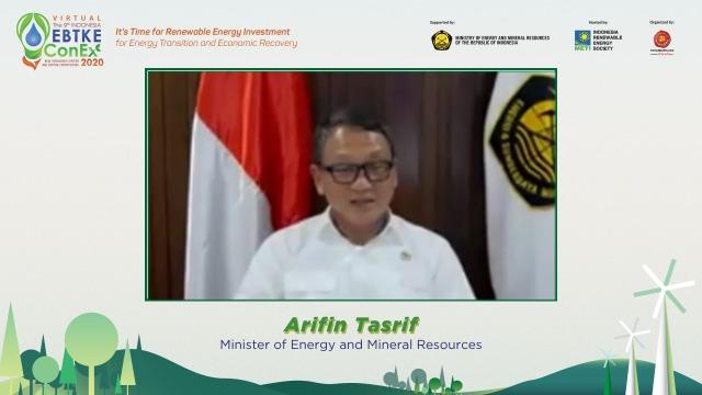 The 9th Indonesia EBTKE ConEx 2020 : Siap Hadirkan Forum Untuk Konferensi dan Pameran Virtual Untuk Mendukung Target Bauran Energi Nasional